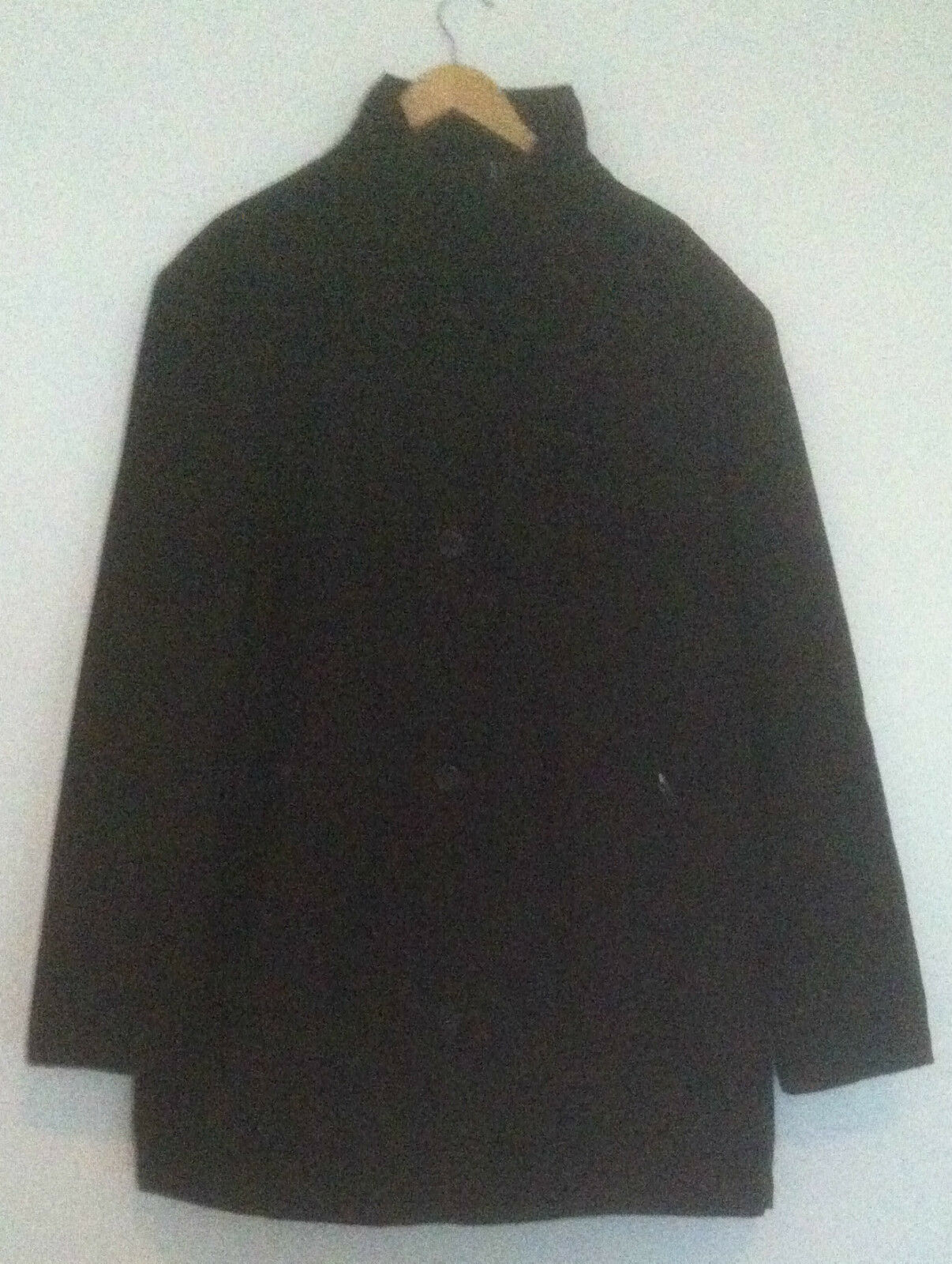 Gents Brown Coat from Marks and Spencers