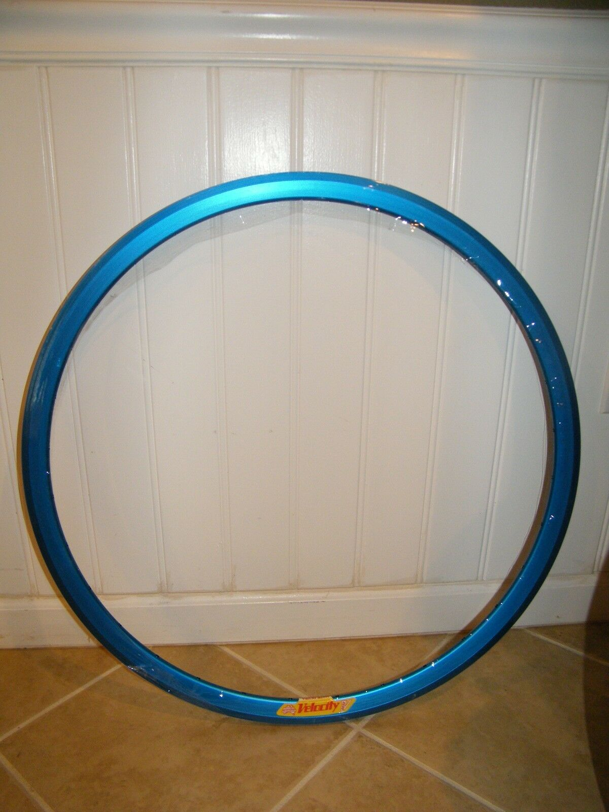 NEW VELOCITY DEEP V blueeE RIM  32H,  NON-MSW, 700C, WHEEL, NO SPOKES OR HUB INC.  sale online discount low price