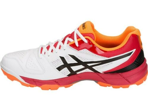 Asics Cricket Shoes Gel Peake 5 For Men  Size  UK 9  White//Black