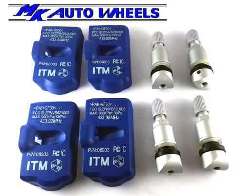 2014-2018 TPMS Tire Pressure Sensors BMW 528i 530i 535i 540i 550i M5 M3 5 Series