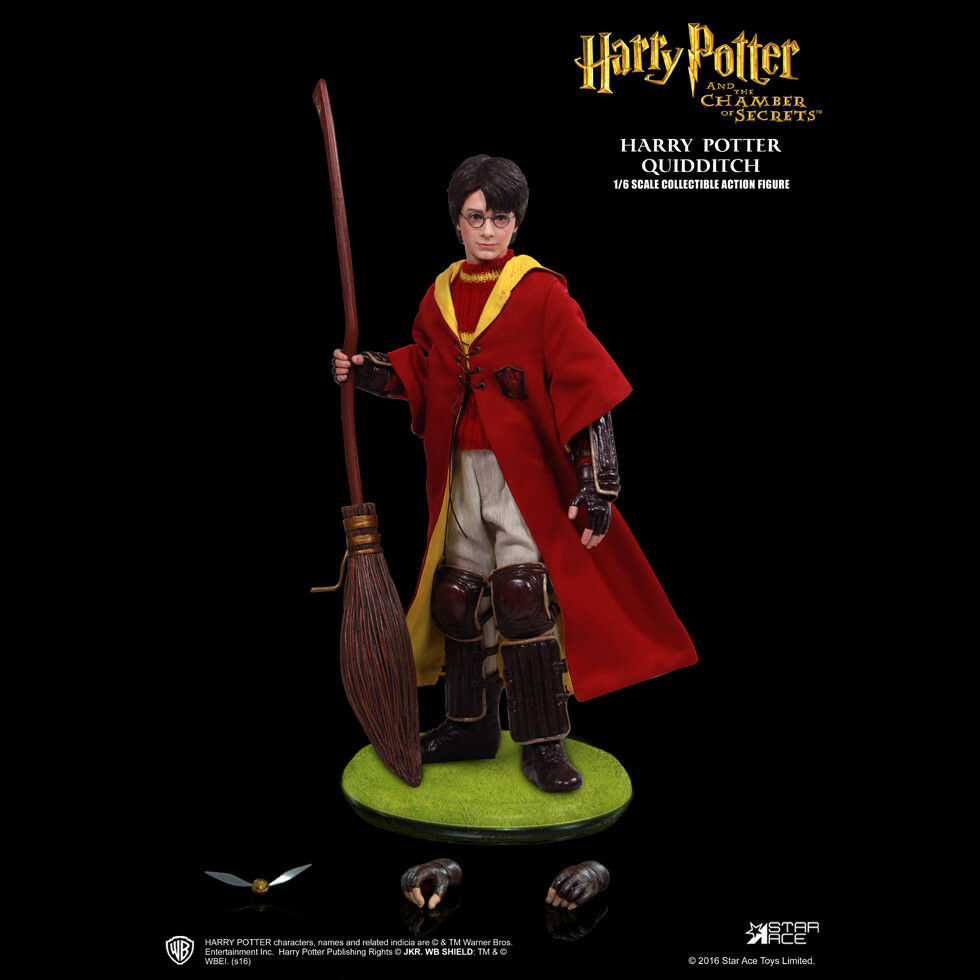 1 6 Scale Harry Potter Chamber of Secrets Quidditch Version by Star Ace