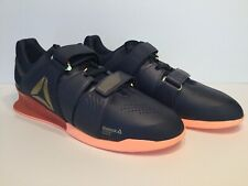 MENS REEBOK WEIGHTLIGHTING Legacy Lifter Black Red Mens Weight Weights Shoes