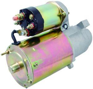 NEW STARTER FITS CADILLAC SEVILLE 4.6L V8 1995-2002 12563879 10465523 19136218