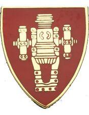Field Artillery School And Center Unit Crest (No Motto)