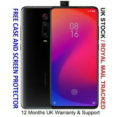 "NEW Xiaomi MI 9T 6.39"" Snapdragon 730 Octa Core 48MP Triple Cameras NFC Global"