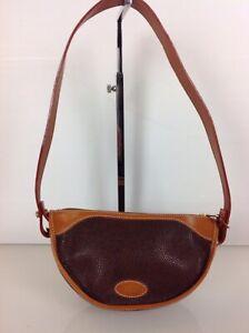 af7ae0590c Image is loading Authentic-Mulberry-Vintage-Shoulder-Bag-In-Brown-Scotch-