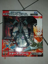 Transformers Prime AM-07 Takara Tomy Starscream MISB