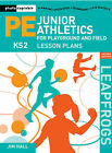 Junior Athletics for Playground and Field by Jim Hall (Paperback, 2008)