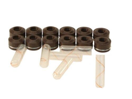 For Mercedes W124 W126 W201 ELRING OEM Engine Valve Stem Seal Set 103 050 01 58
