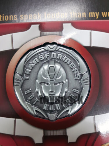 EXCLUSIVE COIN for Takara Tomy Transformers Masterpiece MP-28 HOT ROD RODIMUS