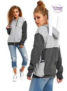 Her-Universe-Ultimate-Comic-Con-Grey-Hoodie-Womens-S-3XL-NYCC-SDCC-C2E2-ECCC