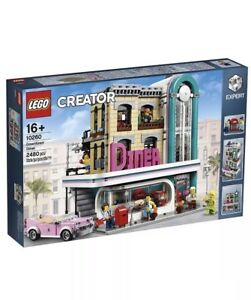 Lego-Creator-10260-American-Diner-Downtown-Diner-NEU-OVP