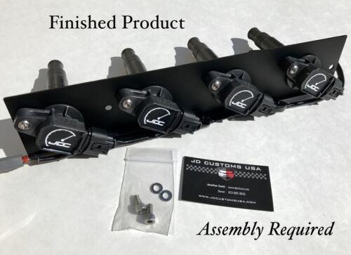 JDC Basic Evo 9 DIY Coil-On-Plug Kit Assembly Required Evo IX High Quality!