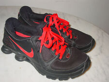 purchase cheap 1be96 64eb5 2009 Mens Nike Shox Turbo+ 10 Black/Red Running Shoes! Size 9 $160.00