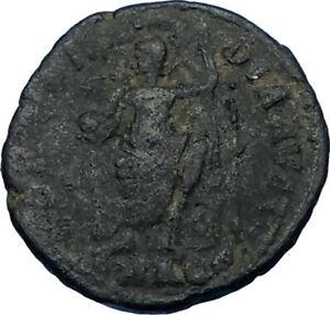 GRATIAN-378AD-Aquileia-Mint-RARE-Possibly-Unpublished-Roman-Coin-w-ROMA-i65803
