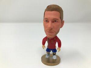 SERGIO RAMOS statuina spagna pupazzo Soccerwe action figure