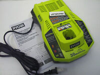 Ryobi ONE - P117 Single Battery Charger Dual Chemistry 1 Hour New No Box Tools and Accessories