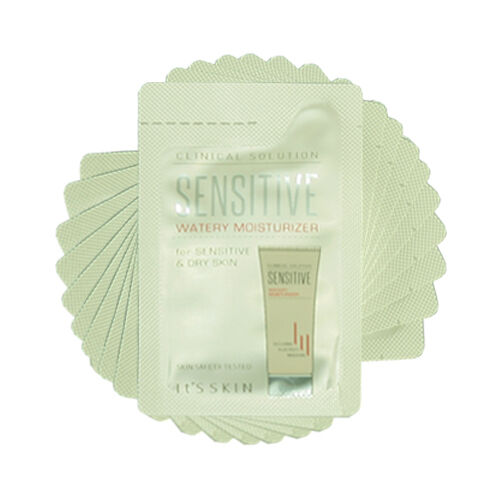 [It'S SKIN] Clinical Solution Sensitive Watery Moisturizer Samples - 10pcs