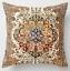 thumbnail 4 - Throw-PILLOW-COVER-Tapestry-Kilim-Rug-Print-Decorative-Soft-Cushion-Case-18x18-034