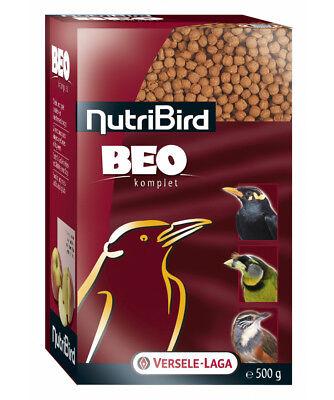 Disciplined 3 Piezas Nutribird Beo Completa Fragrant Aroma 3 Uds 500g Para Beos & Fruta & Insektenfress