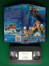 VHS Walt Disney - ATLANTIS L'IMPERO PERDUTO (ITA 2000) VS 4906 I Classici
