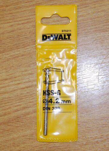 DeWalt DT5211 Drill Bit 4.2mm DIN338