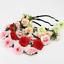 Festival-Haarband-Blumen-Kranz-Rosen-Madchen-Kinder-Kommunion-Blumenkinder-Blume 縮圖 3