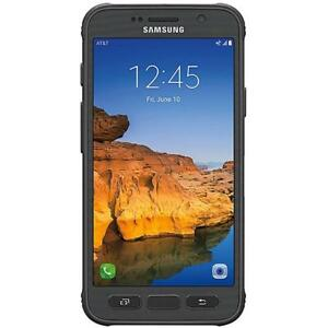 Samsung-Galaxy-S7-Active-G891A-Gray-GSM-Unlocked-AT-amp-T-T-Mobile-Smartphone