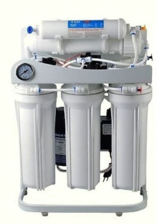 PREMIER REVERSE OSMOSIS WATER SYSTEM 200 GPD WITH BOOSTER PUMP 6 Stage
