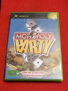 jeu xbox MONOPOLY PARTY