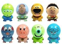 Toy Story Disney Pixar Buildable Figures & Up Set Of 8 Cake Topper