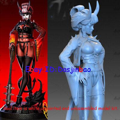 1/6 Scale Wonder Woman Resin Model Kits Unpainted 3D