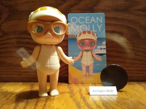 Pop Mart Kennyswork Molly Ocean Series 1 Mini Figure Sea Turtles