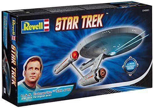 Revell  600 U.S.s. Enterprise NCC-1701 Model Kit new in the box