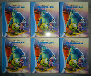 6-copies-of-MONSTERS-INC-kohls-cares-kids-picture-books-lot-LARGE-HARDCOVERS-nos