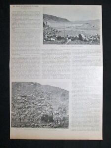 Danubio-Diga-di-Greben-Navi-tagliaroccia-Trivelle-Ingersoll-Incisione-del-1894