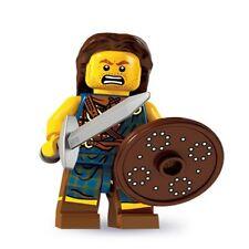 LEGO #8827 Mini figure Series 6 HIGHLAND BATTLER