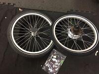 Veronique Electric Bike Wheel Set