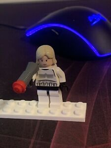 Lego Luke Skywalker Minifigure Stormtrooper Outfit set 10188 Star War NEW sw204