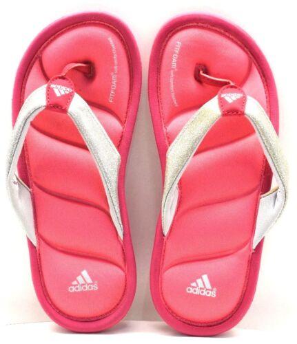 BRAND NEW FREE SHIPPING Adidas Chilwyanda D66954 Pink Glittery US Size 13 k