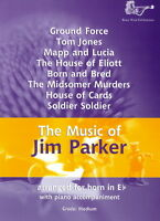 The Music of Jim Parker, Horn in Eb and Piano BW1137