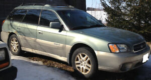 For Sale: 1996 Subaru Outback- London AS IS CORRECTON 2004