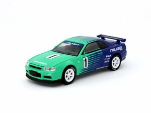 Greenlight-x-Tarmac-Works-Nissan-Skyline-GT-R-R34-FALKEN