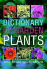 Dictionary of Garden Plants and Flowers by Parragon Plus (Spiral bound, 2005)