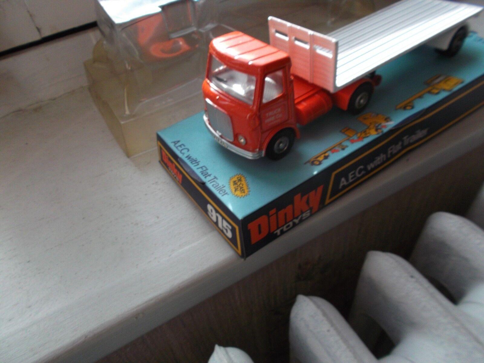vendite calde Camion A E C Dinky Anglais référence 915 915 915  vendite online