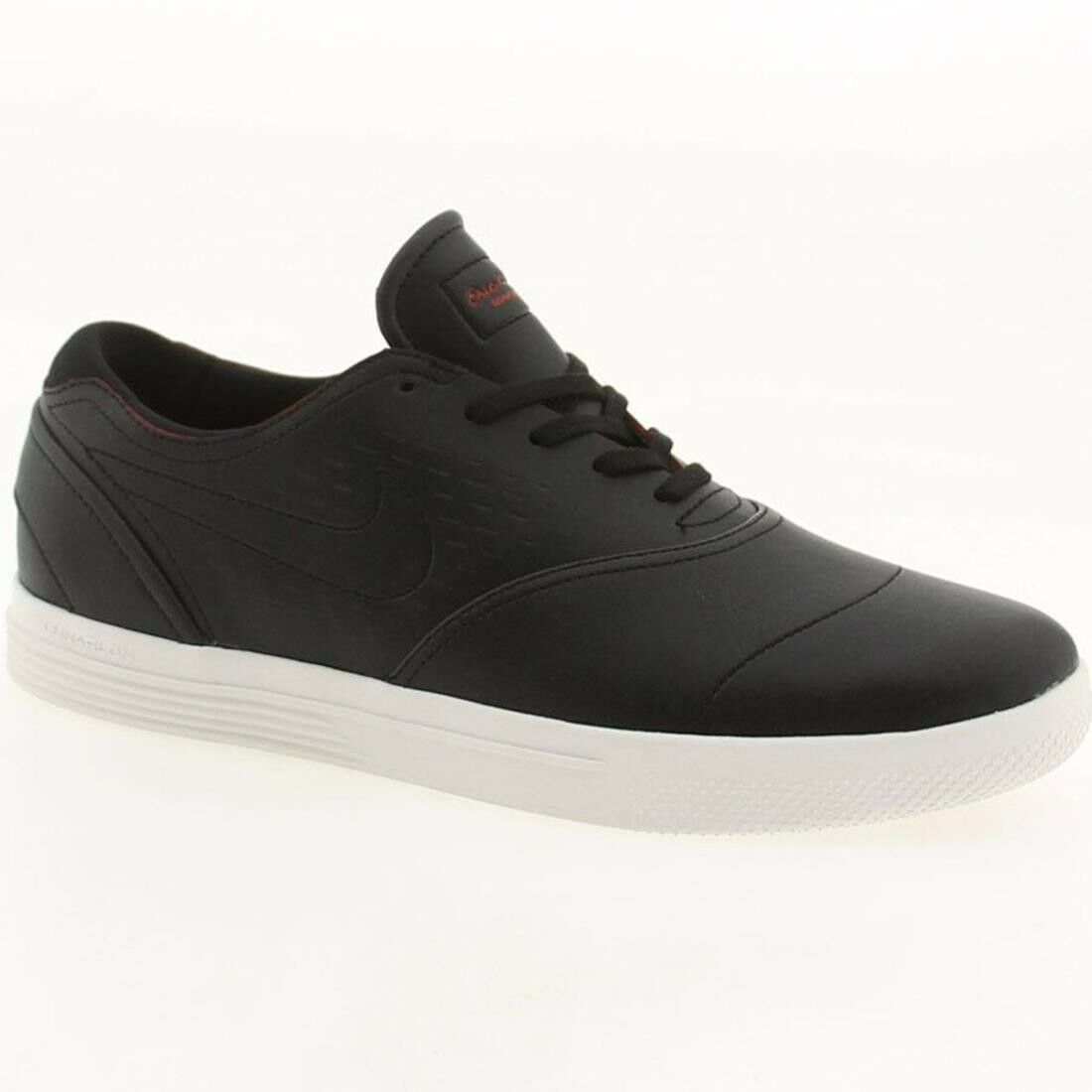 598637-006 Hommes Nike Eric Koston 2 IT noir Challenge rouge