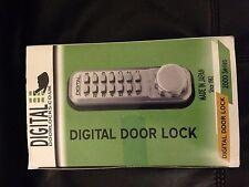 Doorlocks .Co.Uk 2435 digital door lock. 2000 series SC finish