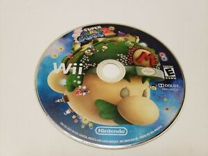 Super-Mario-Galaxy-2-Nintendo-Wii-2010-Video-Game-Disc-Only-AS-IS-UNTESTED