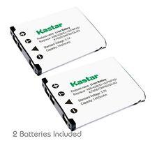 2x Kastar Battery for Olympus Li-42B Stylus 7030 Stylus 7040 Tough 3000 TG-310