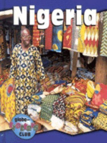 Nigeria by Mary N. Oluonye; Hachette Children's Group